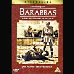 Barabbas - Richard Fleischer / Anthony Quinn 1961