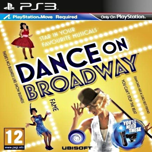 Dance on Broadway sur PS3