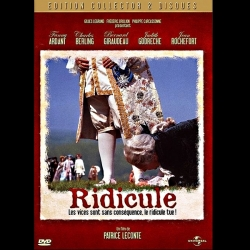 Ridicule - Patrice Leconte 1996 - 2 DVD
